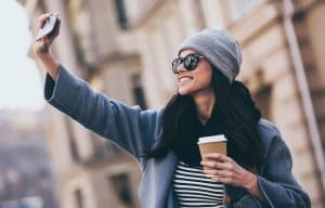 You will soon be able to pay with a selfie!