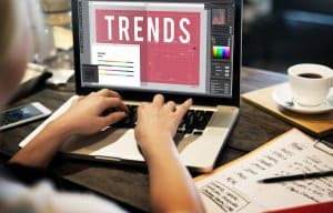 How Graphic Designers keep up with design trends
