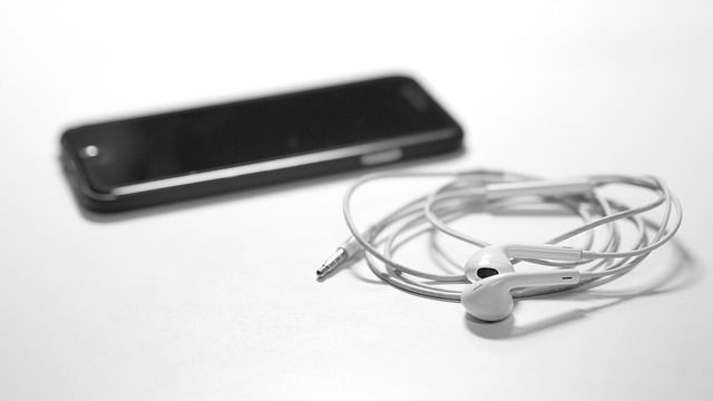 Phone and ear buds