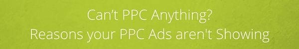 Gravytrain - Can't PPC Anything?