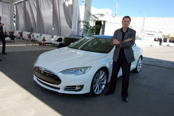 Elon Musk hails his self-driving Tesla as the future of cars, but does it hail a new era in marketing as well?