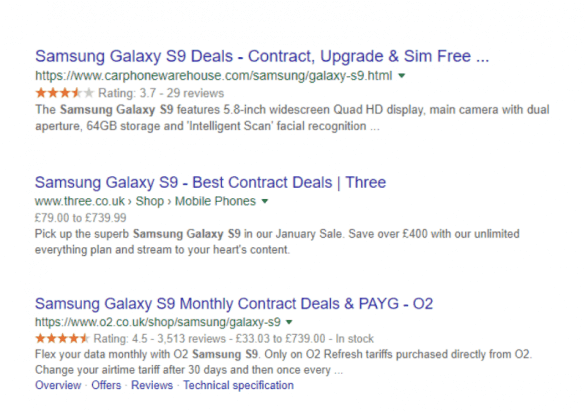 Search results for Samsung